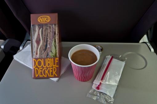 FlyNiki onboard service